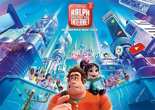 What Is Your Review Of Ralph Breaks The Internet 2018 Movie Trailer Quora