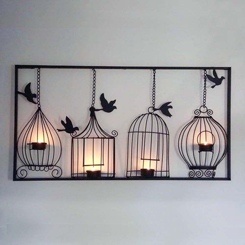 This Is A Wall Hanging Metal Art Product And You Can Decor It Behind Your Sofa Set