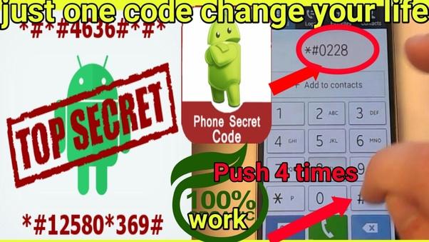 What are mobile secret codes? - Quora