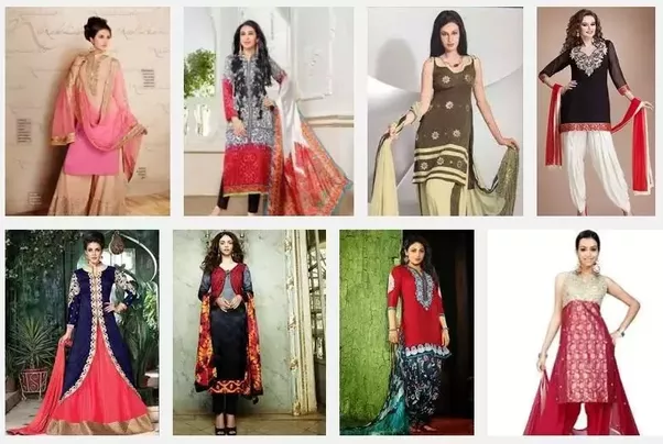 What is the difference between Salwar Kameez and Salwar Suits? - Quora