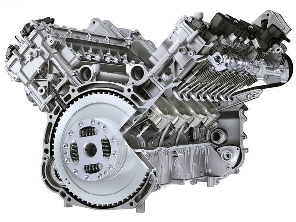 Why Do 8 Cylinder Engines Top Out At A Lower Rpm Than 4