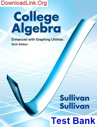 College Algebra 11th Edition Pdf