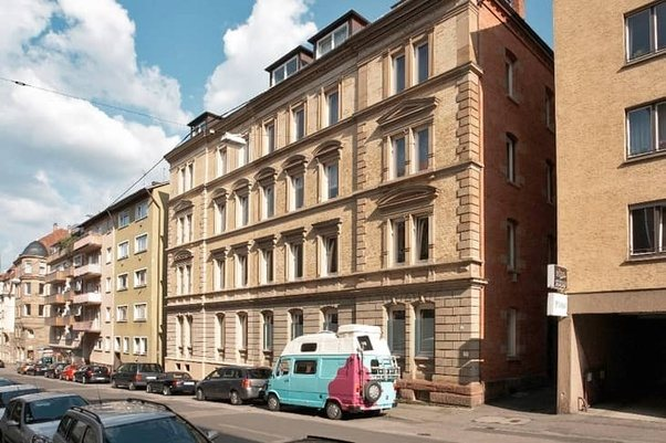 It May Have Several Apartments In It, But It Is Used For Residential  Purposes And It Looks Like A Typical Haus.