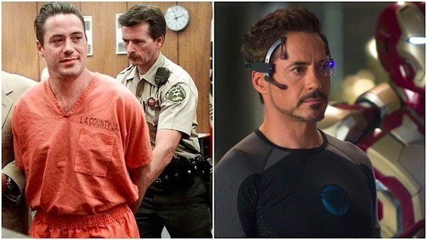 Robert Downey Jr. Says He Lived Through 30 Years of
