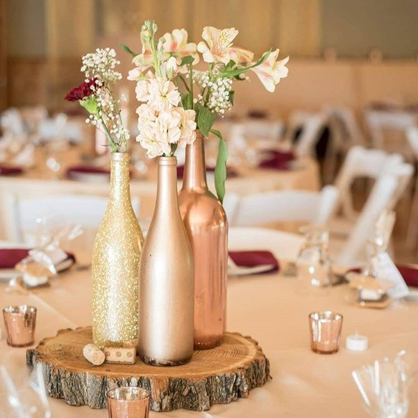How to decorate a wedding on a budget - Quora