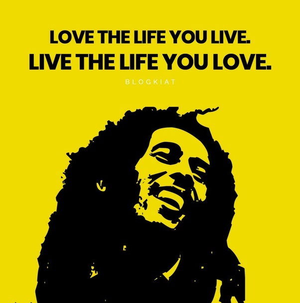 What Are Some Notable Bob Marley Quotes Quora