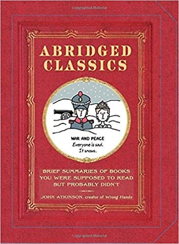 Where can one find/buy eBooks of Abridged Novels on the