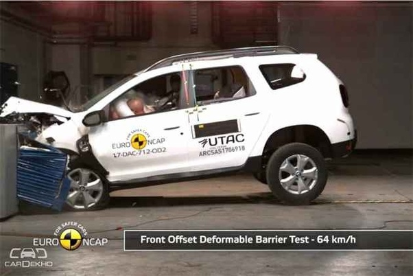Read More: 2018 Duster Scores 3 Stars In Euro NCAP Crash Tests