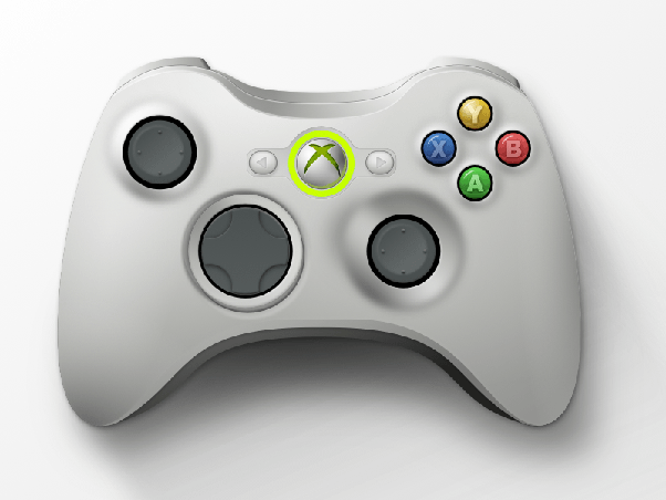 How To Use An L Down Triangle Symbol On An Xbox Controller Quora