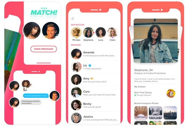 What are the top dating apps? - Quora