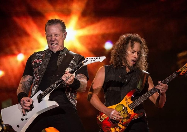 Why is Metallica so popular? - Quora