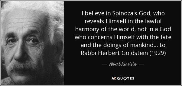Image result for Spinoza and god images