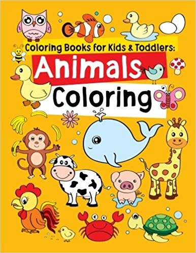 farm animals coloring book pdf