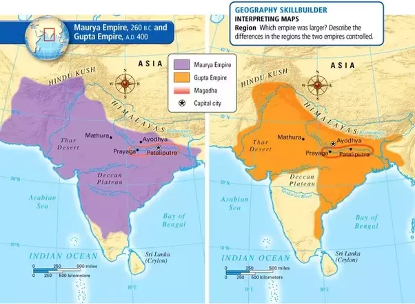 Why does india have a hindu majority even after being ruled by maurya during ashokas time was a buddhist empire by state religion later it became hindu again guptas were staunch vedic hindus gumiabroncs Gallery