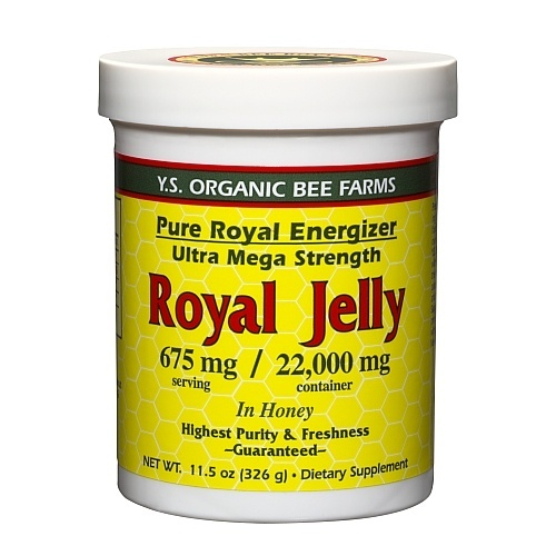 how to eat royal jelly honey