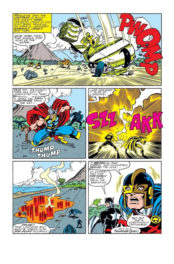 Captain America Mjolnir Quora