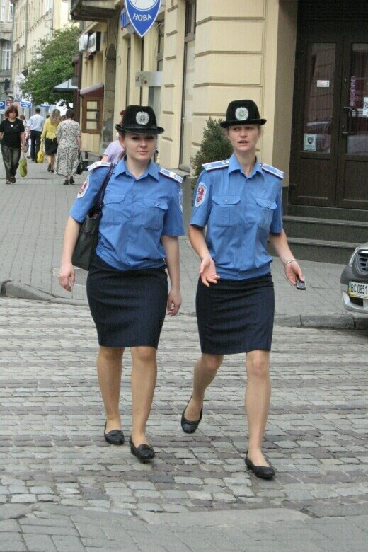 смотреть фото девушек милиционерш - 14
