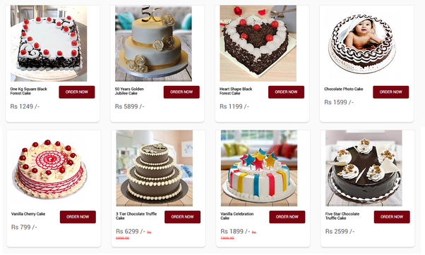 Experience The Joy Of Online Cake Delivery In Kolkata