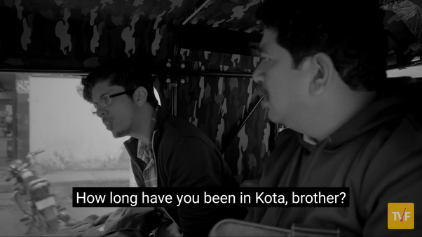 What is your favourite dialogue from TVF's Kota Factory? - Quora