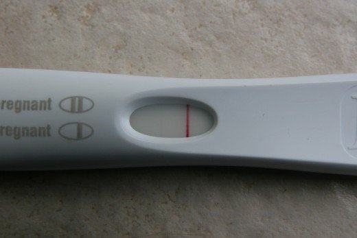 What happens when only one line shows on a pregnancy test quora not pregnant solutioingenieria Choice Image
