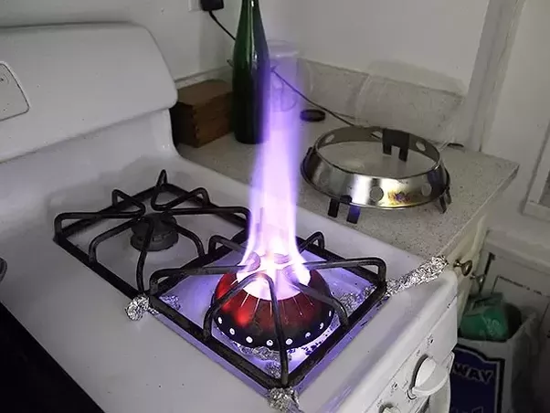 Why Do Us Gas Stove Burners Seem So Inefficient Quora