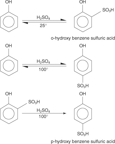What Will Form When Phenol Reacts With Concentrated HSo  Quora