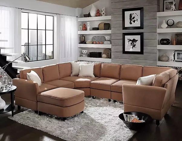 Attirant The Company Offers A Uniquely Flexible Modular Sectional Design Which Can  Be Configured Into An Amazing Variety Of Different Sizes, Styles And  Shapes, ...