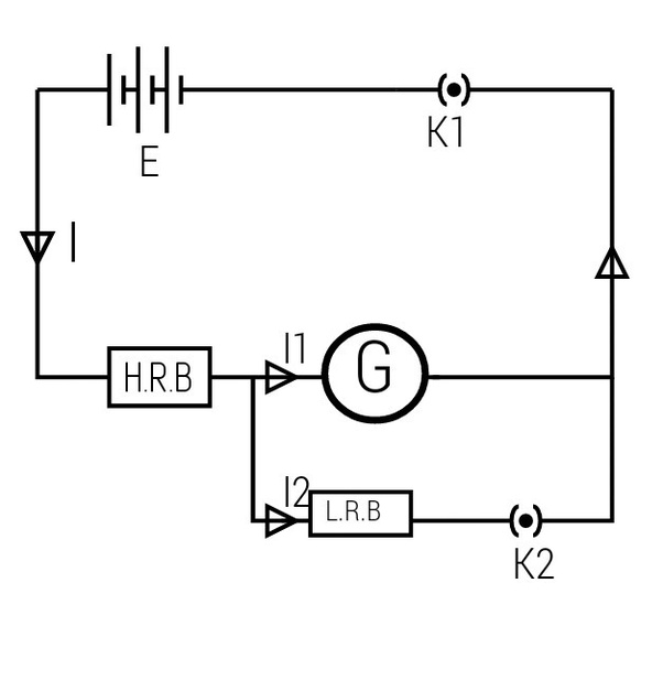 One Of The Main Application Of Half Deflection Method Is To Find The  Resistance Of Galvanometer.
