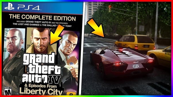 Where can I get Gta 4 full version free? - Quora