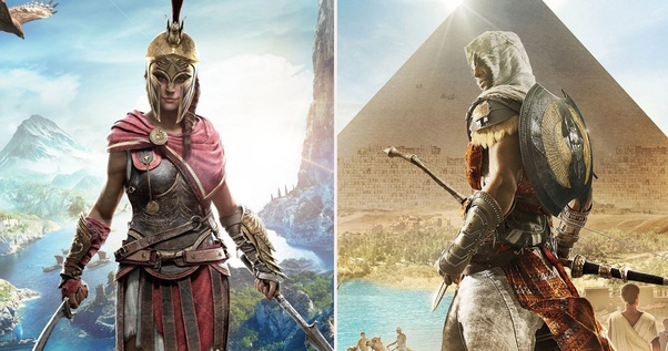 Which was better, Assassin's Creed Odyssey or Origins? - Quora