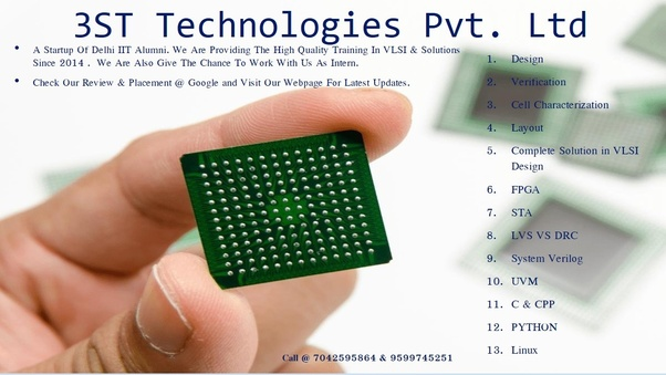 What are the best coaching centers for VHDL and VLSI in