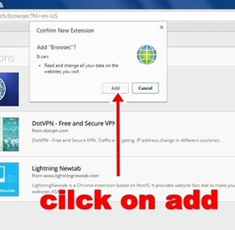 How to access a blocked webpage quora now you will watch a new extension will be added to your browser at right top corner now click on that extension icon ccuart Images