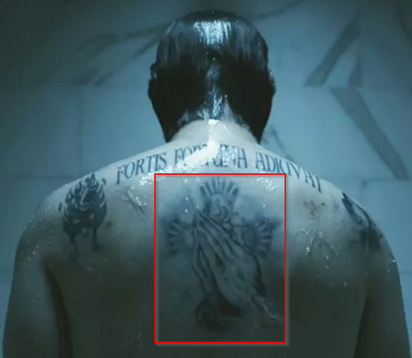 What do john wick 39 s tattoos mean quora for What does a 1 tattoo mean