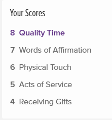 Do specific MBTI types have love language preferences? - Quora