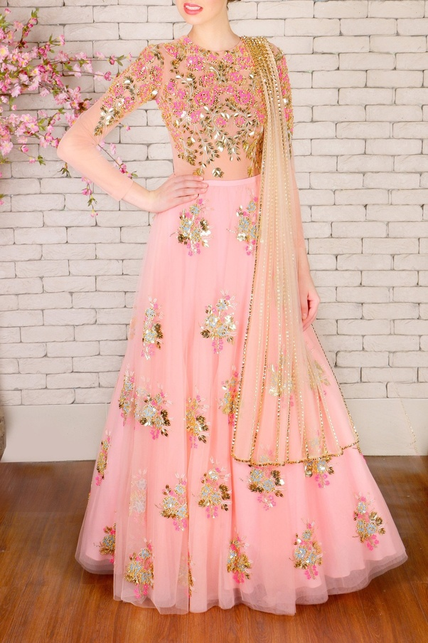 19fccb4d6ab010 Try if it is possible for you to keep non-sturdy materials like Georgette,  crepe silk, chiffon , net etc.