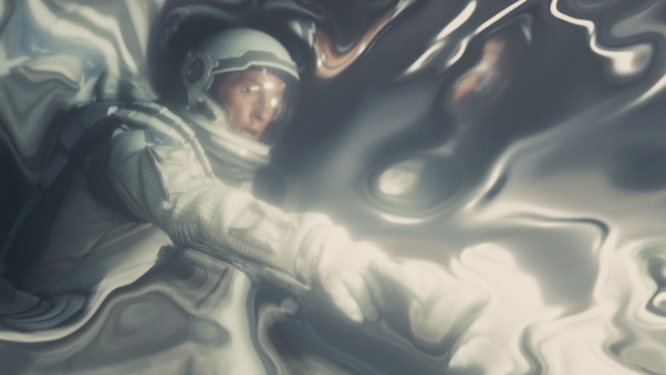 SPOILER] In Interstellar, how does Cooper end up in a tesseract? Why? -  Quora
