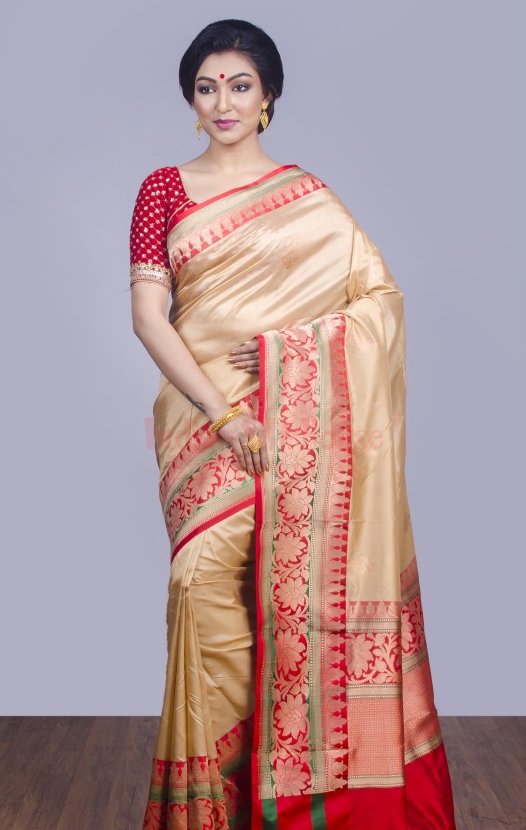 fc24c59c0e051 Which is the Best place to buy silk saree in India  - Quora