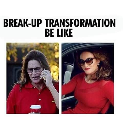 What are some of the best memes on break-ups? - Quora