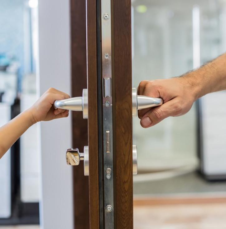 Which way should the front door open? - Quora