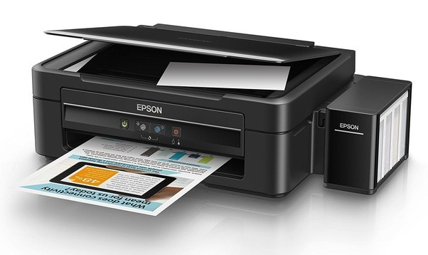 Which printer gives lowest cost per page (A4) for color print in ...