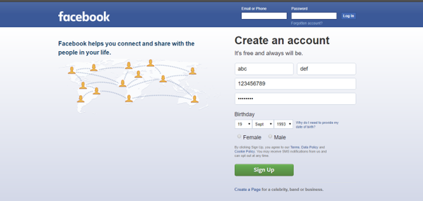 How To Create Lots Of Facebook Accounts Fast 100