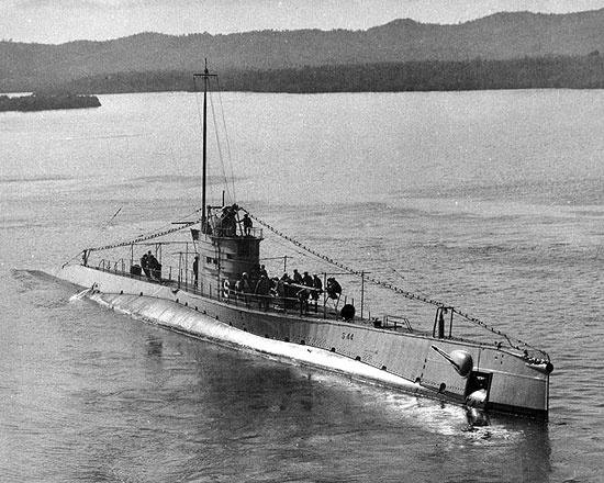 Allied submarines in the Pacific War