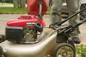What is the best way to fix a flooded lawn mower engine? - Quora