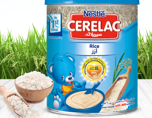 how to make rice cereal for 3 month old gallery