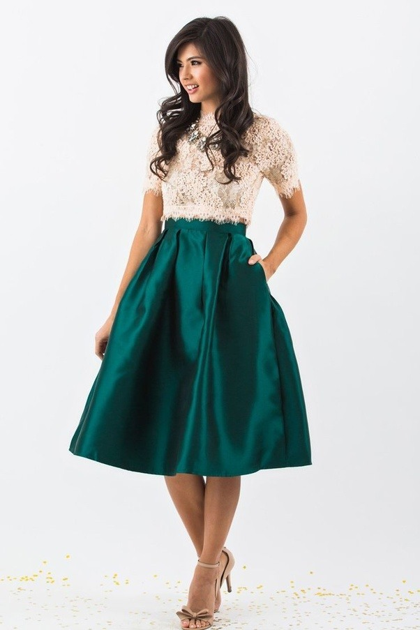 How to wear your favourite skirt - Quora
