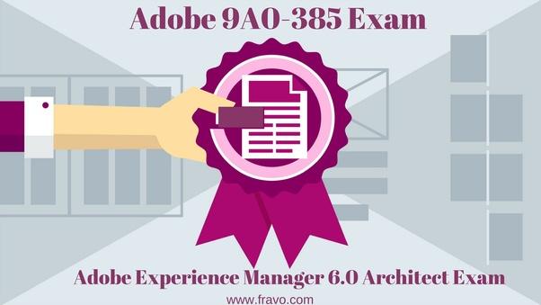 How to get 9A0-386 exam dumps - Quora
