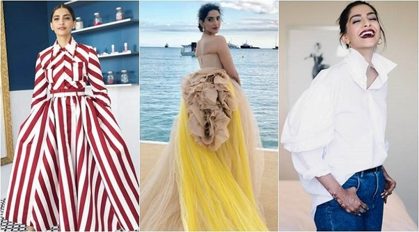 Which Indian Celebrity Is Wearing What In 71st Cannes Quora