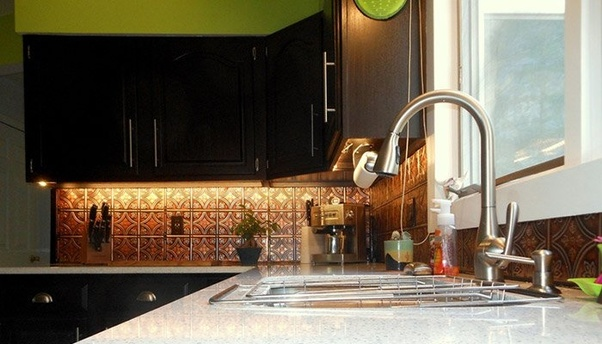 Kitchen design how much does a tin ceiling or backsplash - How much does a kitchen designer cost ...