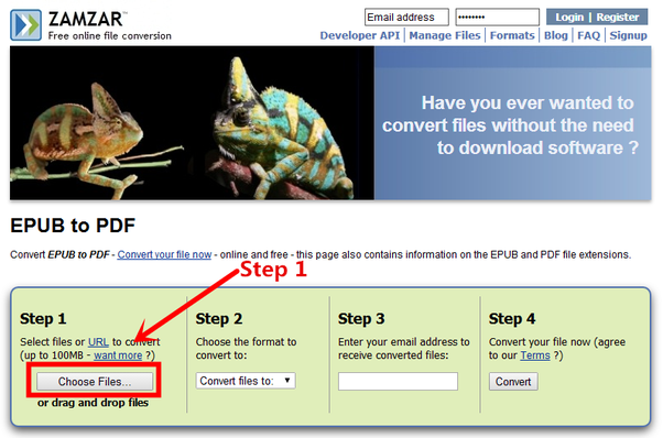 best epub file to pdf converter