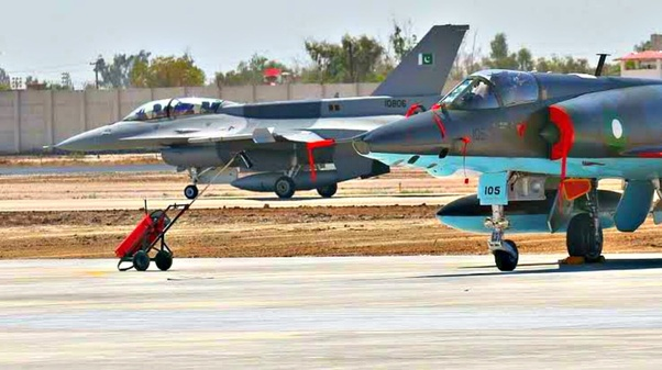 Has the Indian Air Force image declined after the 27th of